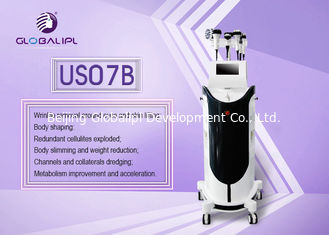 7 In 1 Vacuum Liposuction Ultrasonic Cavitation Slimming Machine With MEdical CE