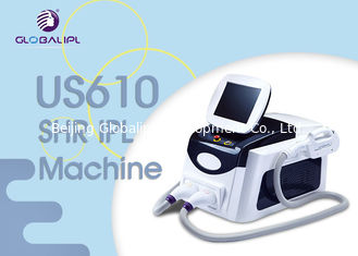 Professional Portable SHR IPL Machine For Acne Treatment And Wrinkle Removal