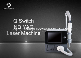 Q Switch 532 Ktp Tattoo Removal 1064 ND YAG Laser Machine