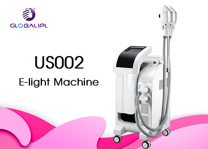 CE Standard 4 In 1 E Light IPL RF Beauty Machine 15*50 Mm2 Spot Size