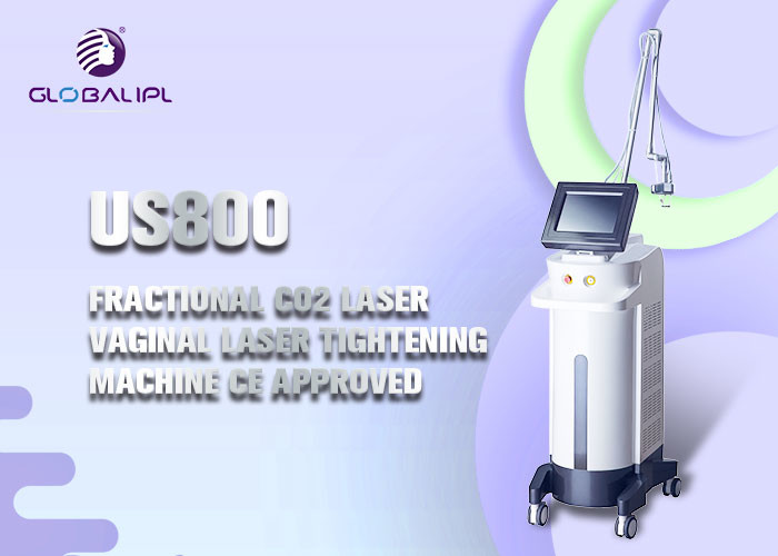 Skin Renewing CO2 Fractional Laser Machine Vaginal Tightening Medical Machine